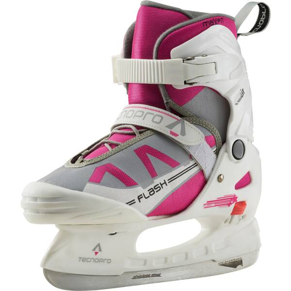 TECNOPRO Kinder Eishockeyschuhe Flash Jr. Girl II