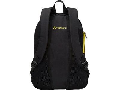 TECNOPRO Tennisrucksack Backpack Schwarz