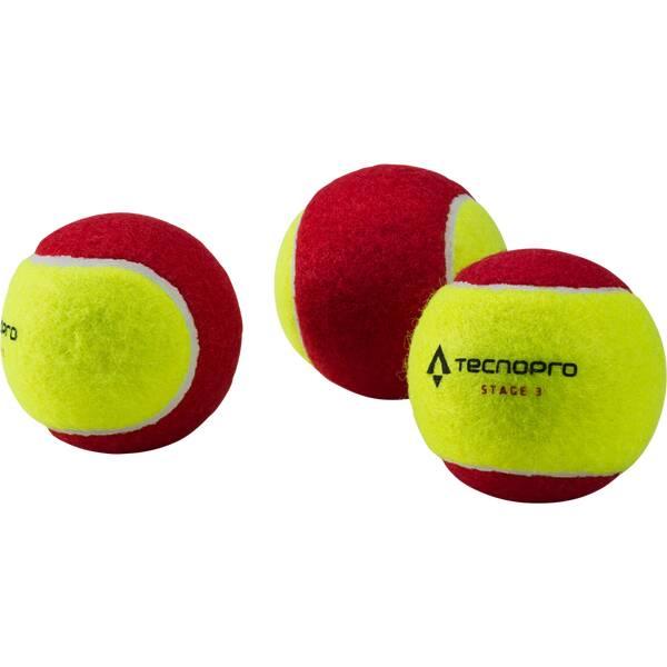 TECNOPRO Tennisball Stage 3