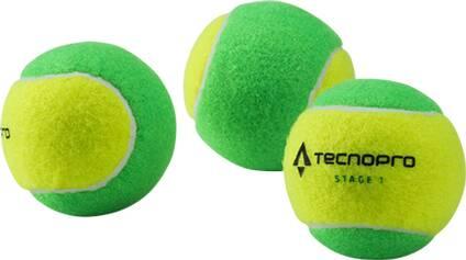 TECNOPRO Tennisball Stage 1