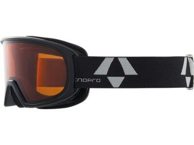 TECNOPRO Herren Skibrille Pulse 2.0 Schwarz