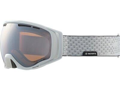TECNOPRO Herren Skibrille Frontier Weiß