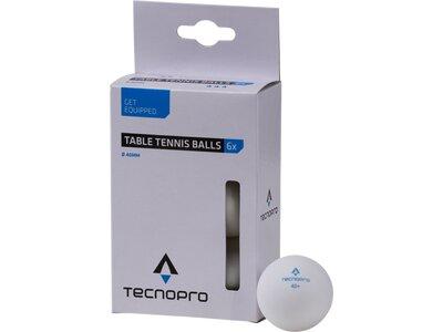 TECNOPRO Ball Magic 0-Stern Weiß