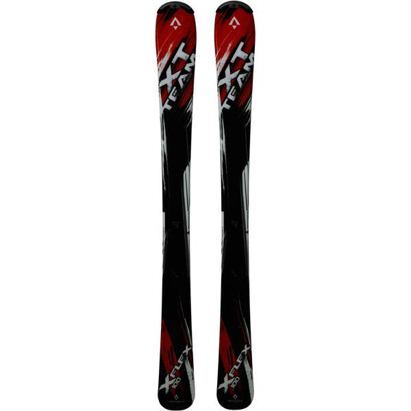TECNOPRO Kinder All-Mountain Ski XT Team Jr. Schwarz