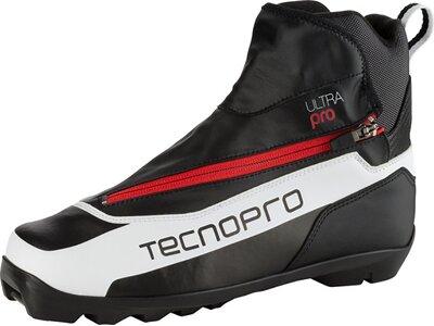 TECNOPRO Herren Langlaufschuhe Ultra Pro Prolink Schwarz