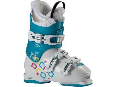 TECNOPRO Kinder Skistiefel G50-3 Weiß