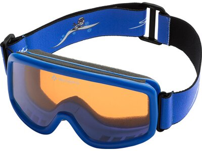 TECNOPRO Kinder Skibrille Mistral 2.0 Skitty Blau