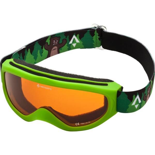 TECNOPRO Kinder Skibrille Snowfoxy Plus
