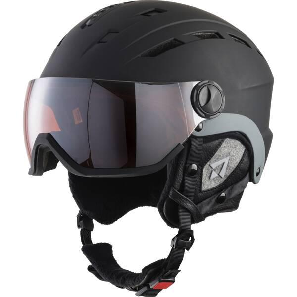 TECNOPRO Herren Helm Titan Schwarz