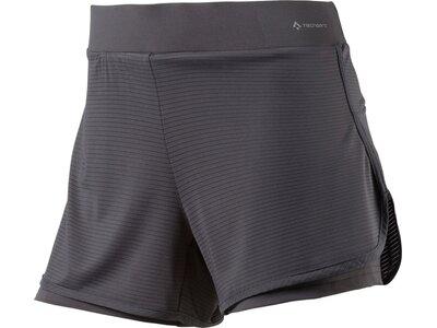 TECNOPRO Damen Shorts D-Shorts Pamela Grau