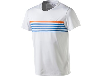 TECNOPRO Herren T-Shirt Patrick Weiß