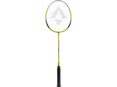 TECNOPRO Badmintonschläger Elite 20 Gelb