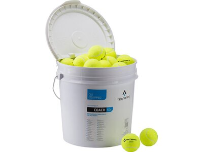 TECNOPRO Tennisbälle Coach 50 Gelb