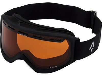 TECNOPRO Skibrille Brave OTG Schwarz