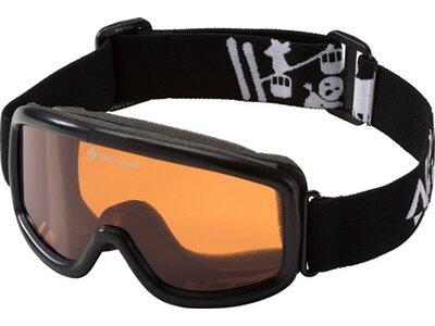 TECNOPRO Kinder Skibrille Mistral 2.0 Schwarz