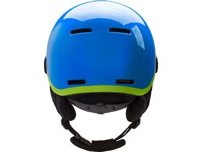 TECNOPRO Kinder Helm Titan JR YJ-52 Blau