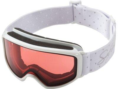 TECNOPRO Damen Skibrille Safine S Weiß