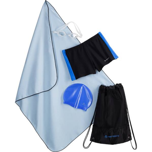 TECNOPRO Kinder Badeanzug Kn-Schwimmset
