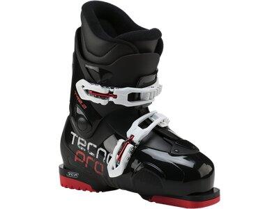 TECNOPRO Kinder Skistiefel T40-2 Schwarz
