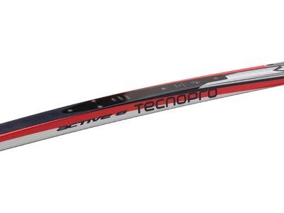 TECNOPRO Langlauf Ski Active 8 G2 Grip Predrilled Weiß
