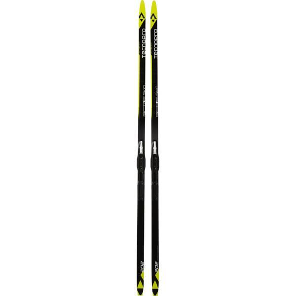 TECNOPRO Langlauf Ski Active SKIN Premounted