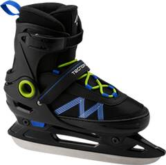 TECNOPRO Kinder Eishockeyschuhe Flash Adj. Jr. Boy 2.0