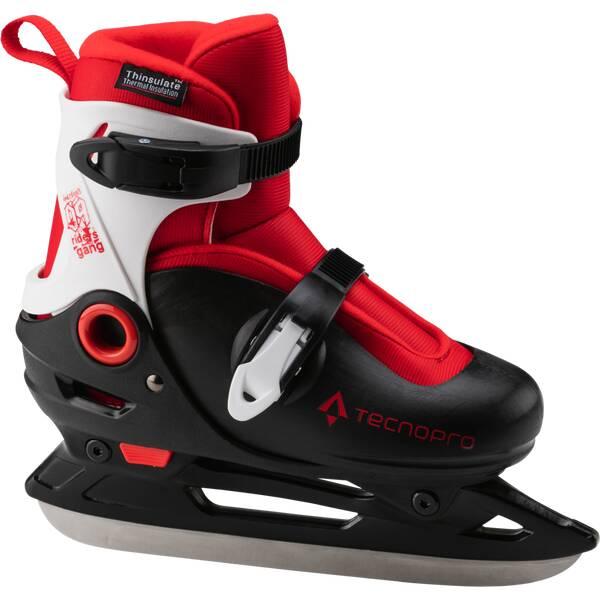 TECNOPRO Kinder Eishockey-Schalenschuh Leo Jr 2.0