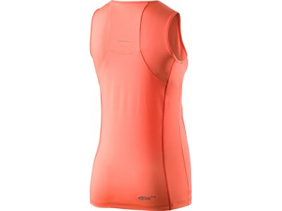TECNOPRO Damen Shirt D-Top Rachel wms Orange