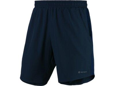 TECNOPRO Herren Shorts Parson II ux Blau