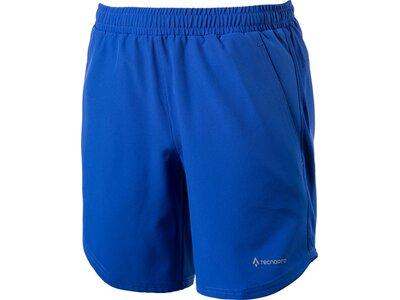 TECNOPRO Kinder Shorts K-Shorts Parson II jrs Blau