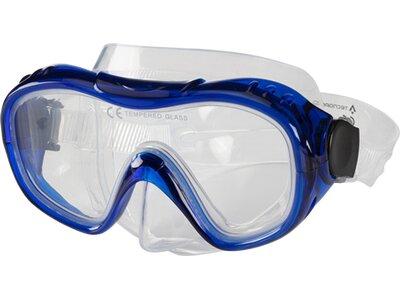 TECNOPRO Kinder Tauchmaske M5 JR Blau