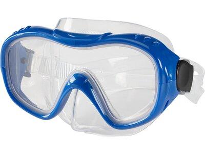 TECNOPRO Kinder Tauchmaske M3 Blau