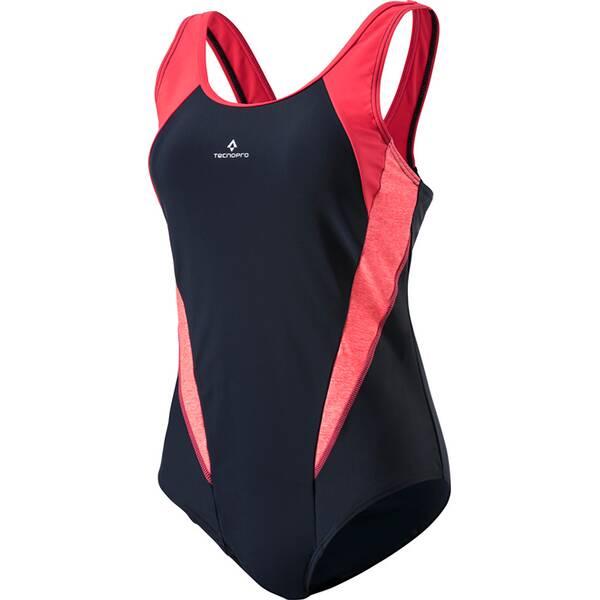 TECNOPRO Damen Badeanzug D-Schwimmanzug Rima