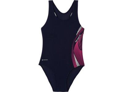 TECNOPRO Kinder Badeanzug Mä-Schwimmanzug Rilen Blau