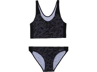 TECNOPRO Damen Bikini D-Schwimmbikini Renita Schwarz