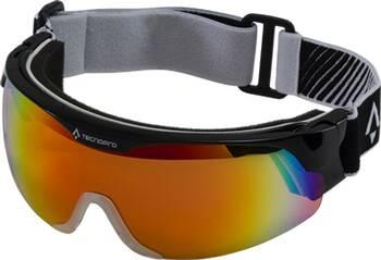 TECNOPRO Herren Skibrille Active S Nordic Visor