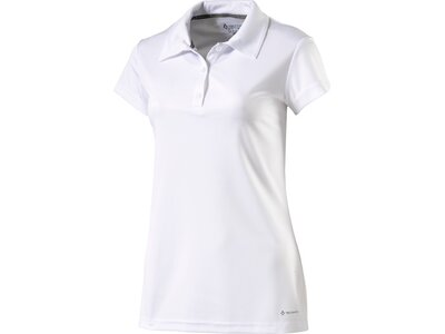 TECNOPRO Damen Polo Donalda II Weiß