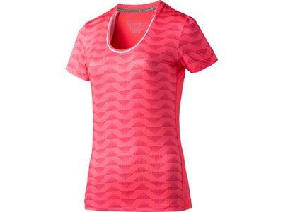 TECNOPRO Damen Shirt Sandrine Pink