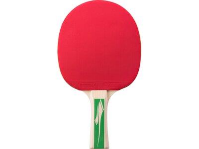 TECNOPRO Tischtennis-Schläger PRO 3000 Schwarz