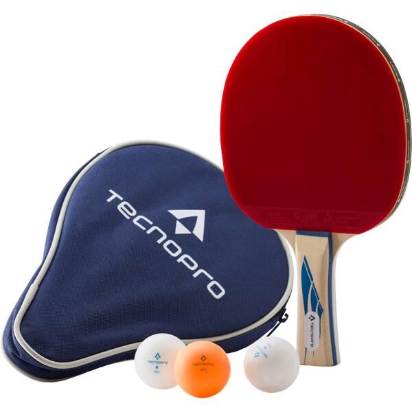 TECNOPRO Tischtennis-Set PRO 4000