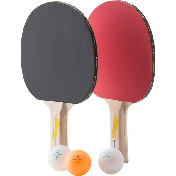 TECNOPRO Tischtennis-Set Player Set PRO 2000