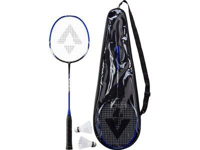 TECNOPRO Badmintonset Elite 40 Blau