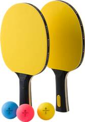 TECNOPRO Tischtennis-Set PRO 3000 POP