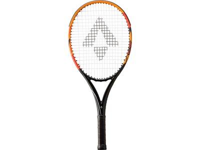 TECNOPRO Kinder Tennisschläger Tour 25 Schwarz