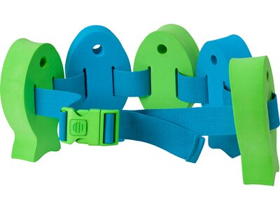 TECNOPRO Schwimmgürtel Kinder Grün