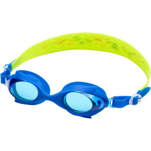 TECNOPRO Kinder Schwimmbrille SHARK PRO KIDS X