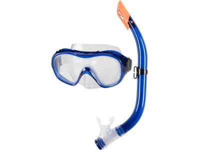 TECNOPRO Tauchset ST5 Blau