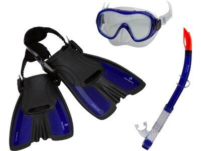 TECNOPRO Tauchset ST5 3 Blau