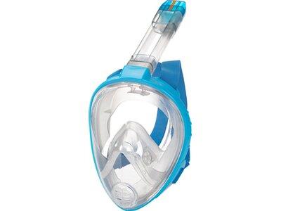 TECNOPRO Kinder Tauchmaske Fullface M9 Blau