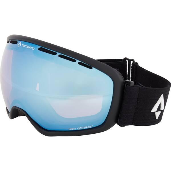 TECNOPRO Herren Ski-Brille Ten-Nine High-Contrast RE